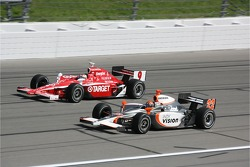 A.J. Foyt IV and Scott Dixon