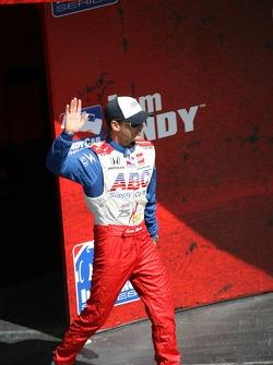 Drivers introduction: Darren Manning