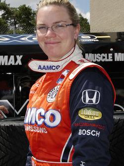 Sarah Fisher - AAMCO/Dreyer & Reinbold Racing
