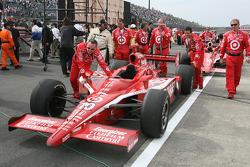 The car of Dan Wheldon