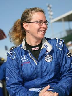 Sarah Fisher