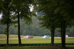 #60 Michael Shank Racing Ford Riley: Oswaldo Negri, John Pew, #01 Chip Ganassi Racing with Felix Sabates BMW Riley: Scott Pruett, Memo Rojas