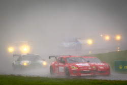 #31 Marsh Racing Corvette: Eric Curran, Boris Said, #30 Racers Edge Motorsports Mazda RX-8: Daniel Herrington, Bret Sandberg