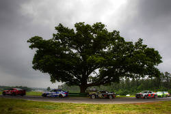 #46 Fall-Line Motorsports BMW M3 Coupe: Mark Boden, Terry Borcheller, #62 Mitchum Motorsports Camaro GS.R: Lawson Aschenbach, Joey Atterbury