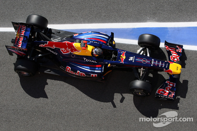 Себастьян Феттель, Red Bull Racing, RB7