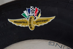 Special tire for the Indy 500