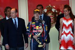 Sieger Sebastian Vettel, Red Bull Racing