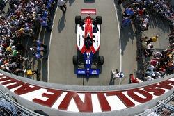 Car of Jay Howard, Sam Schmidt-RLL Racing