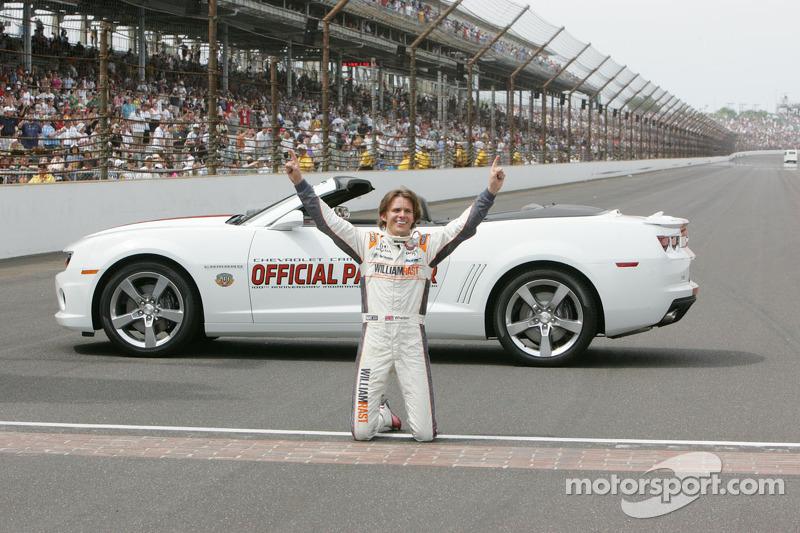 2011 - Dan Wheldon, Dallara/Honda