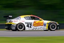 #42 Team Sahlen Mazda RX-8: Wayne Nonnamaker, Memo Gidley