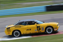 #5 TPN Racing/Black Forest Dodge Challenger: Tom Nastasi, Ian James