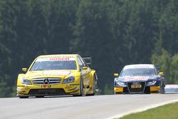 David Coulthard, Mücke Motorsport, AMG Mercedes C-Klasse, Miguel Molina, Audi Sport Team Team Abt Junior, Audi A4 DTM