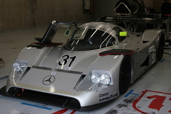 #31 Mercedes C11: Bob Berridge