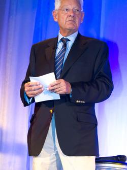 ACO press conference: ACO President Jean-Claude Plassart