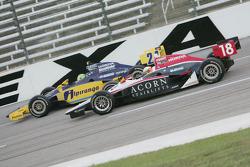 James Jakes, Dale Coyne Racing, Ana Beatriz, Dreyer & Reinbold Racing