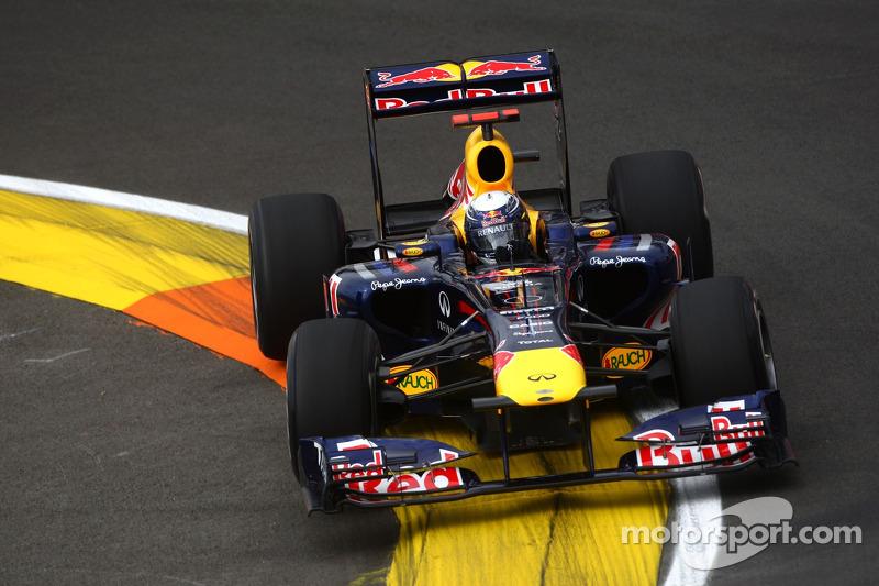 2011 - Valencia: Sebastian Vettel, Red Bull-Renault RB7