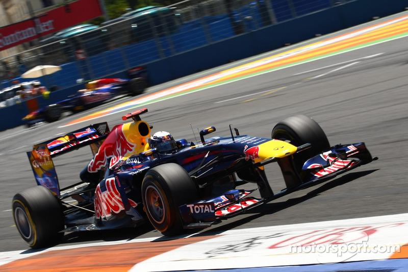 2011. Валенсія. Переможець: Себастьян Феттель, Red Bull - Renault
