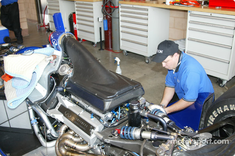 Garage Bradley Motorsports