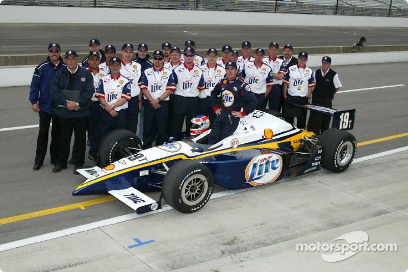 Jimmy Vasser and Team Rahal Racing