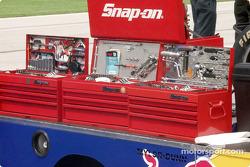 Organized tool setup!
