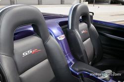 Chevy SSR seats