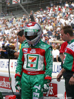 Pitstop competition: Michael Andretti