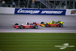 Al Unser Jr. and Scott Sharp