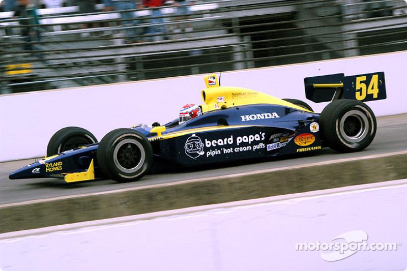 Шиндзи Накано (Indy 500: 2003)