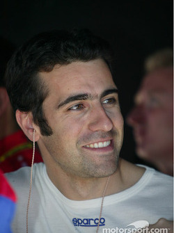 Dario Franchitti, driver of the #27 Motorola Andretti Green Racing