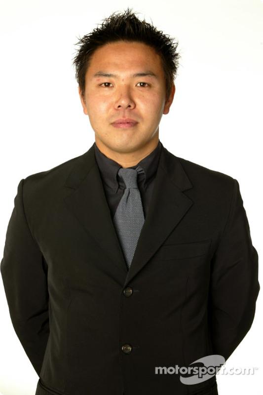 Annonce de l'équipe Super Aguri Fernandez Racing : Kosuke Matsuura