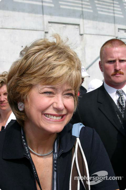 Le Grand Marshall Jane Pauley