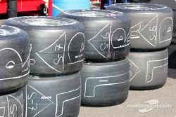 Firestone Firehawk tires ready