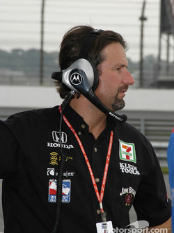 Michael Andretti ready for a successful weekend
