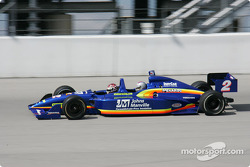 Indy Experience two-seater IndyCar: Sarah Fisher drives a guest around Chicagoland Speedway
