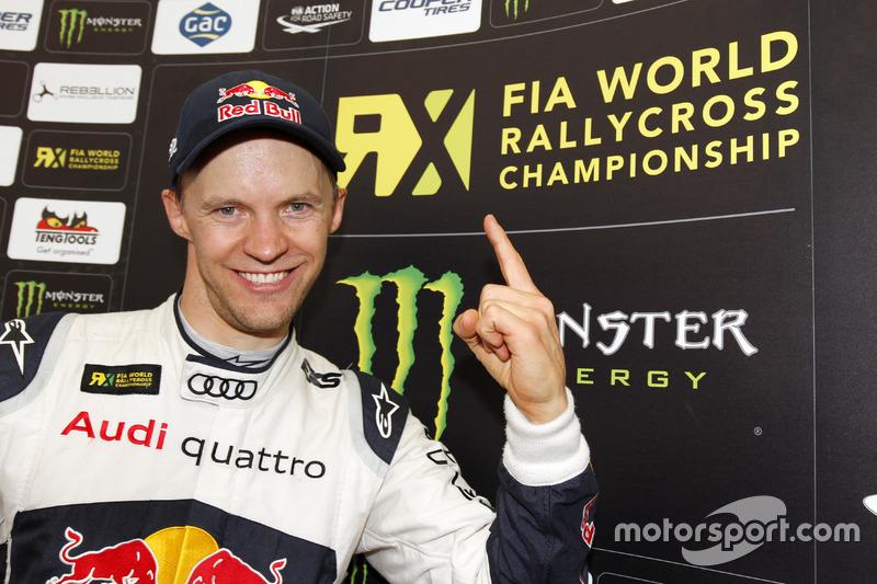 WRX: Mattias Ekström, EKS RX