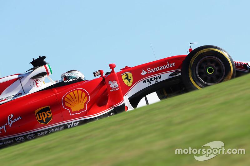 6. Себастьян Феттель, Ferrari SF16-H