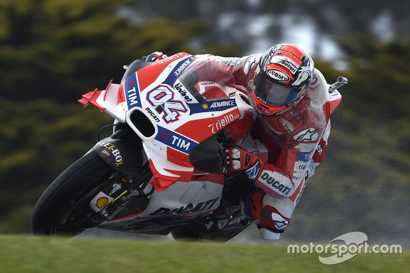 9. Andrea Dovizioso, Ducati Team