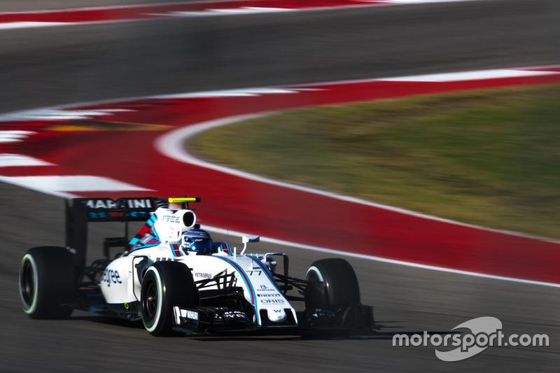 16. Valtteri Bottas, Williams FW38