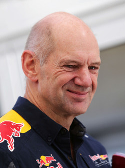Adrian Newey, Red Bull Racing jefe técnico