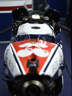 Bike von Mike Jones, Avintia Racing