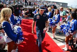 Макс Ферстаппен, Red Bull Racing на параді пілотів