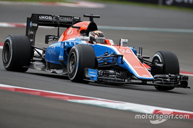 16. Паскаль Верляйн, Manor Racing