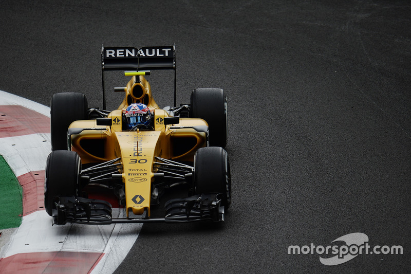 21. Джолион Палмер, Renault Sport F1 Team RS16