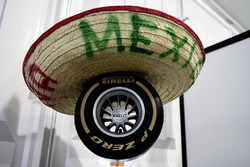 Pirelli at the Mexican Grand Prix