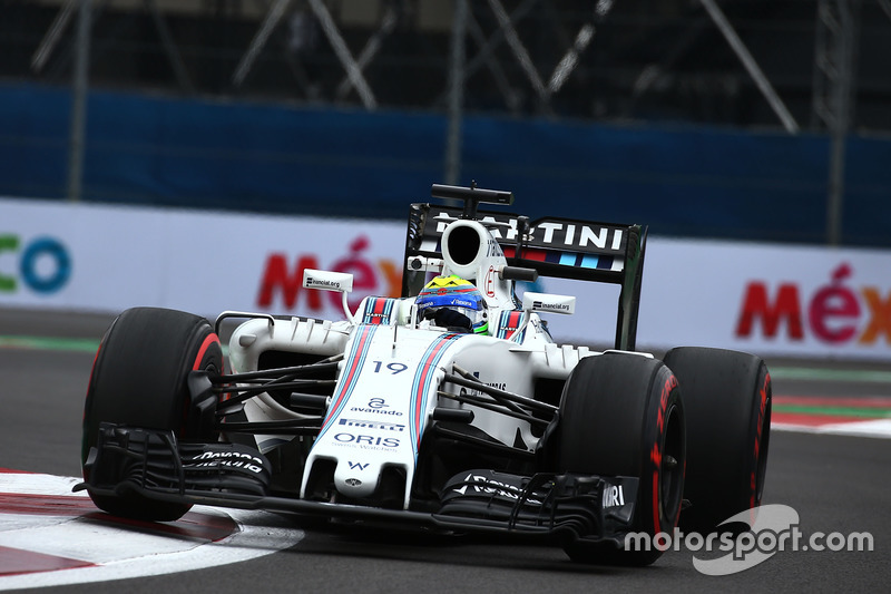 9. Felipe Massa, Williams FW38