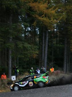 Yazeed Al Rajhi, Michael Orr, Ford Fiesta RS WRC, YAZEED RACING