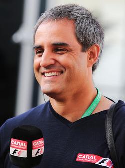 Juan Pablo Montoya, Canal F1 Latin America