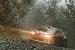Стефан Лефевр и Жиль де Тюркхайм, Citroën DS3 WRC, Abu Dhabi Total World Rally Team