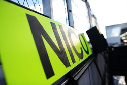 Pit board for Nico Rosberg, Mercedes AMG F1