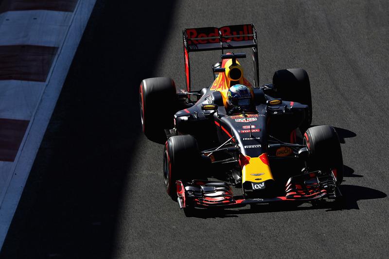4. Даниэль Риккардо, Red Bull Racing RB12